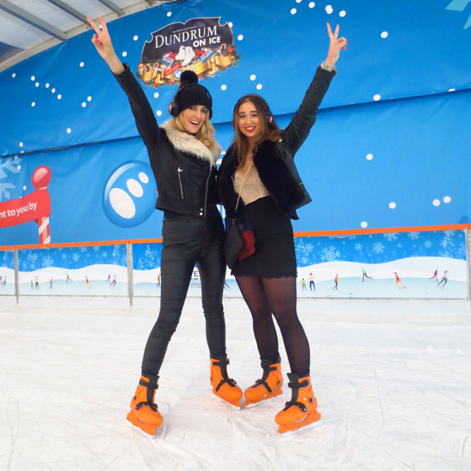 Dundrum On Ice Lorna Nirina
